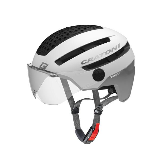 pedelec commuter white matt bike4vita e bike online shop. Black Bedroom Furniture Sets. Home Design Ideas